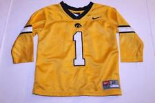 Toddler Iowa Hawkeyes  1 2T L S Jersey (Yellow) Nike b1be6c2d0