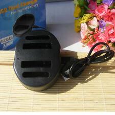 EN-EL5 Battery DUAL USB Charger for Nikon Coolpix P3 P100 P500 P510 P520 P530