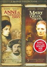 ANNE OF THE THOUSAND DAYS/MARY, QUEEN OF SCOTS USED - VERY GOOD DVD