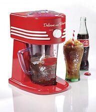 Coca Cola Frozen Drink Machine COKE Slush Maker Ice Slushie Slurpee Shaver Mixer