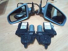 Audi A4 B6/B7 Power Folding, Wing Mirror Pair With MAX Motors Auto Dimming