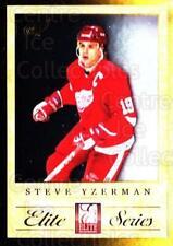 2011-12 Elite Series Steve Yzerman #2 Steve Yzerman