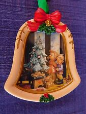 Hummel - Danbury Mint Christmas Ornament The Wonder of Christmas Bell #1