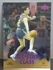 John Stockton card All-Star Class 95-96 Upper Deck #AS23