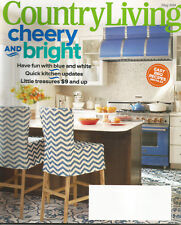 COUNTRY LIVING Magazine - May, 2014 - Cheery and Bright