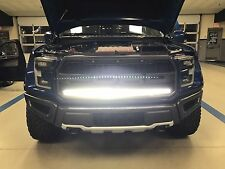 2017 Ford F-150 Raptor Light Bar For Grill With Patent Pending Mount System 17