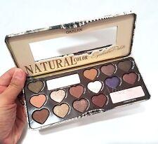Okalan Natural Color Eyeshadow Palette for Natural Look - Set B *US SELLER*