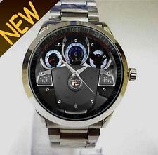 2012 Cadillac Srx Fwd 4 Door Performance Collection Steering Wheel Sport Watch