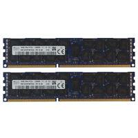 32GB Kit 2X 16GB HP Proliant BL680C DL165 DL360 DL380 DL385 DL580 G7 Memory Ram
