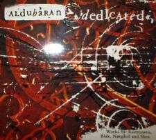 Aldubáran - Dedicated New + Sealed CD Aldubaran DedIcated
