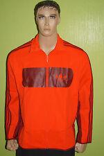 Adidas Originals Street Driver St TT track top chaqueta talla XL rojo