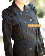Cotton Machine Washable Military Coats, Jackets & Vests for Women