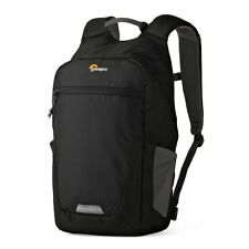 Lowepro Photo Hatchback BP 150 AW II  Camera Backpack (Black/Grey)