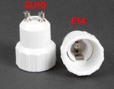 Sockel Adapter von GU10 auf E14 Lichtadapter Adaptersockel Lampen Lampe… [#1120]