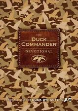 The Duck Dynasty Commander Book Robertson Family Daily Christian Devotional Camo