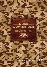 The Duck Commander 365 Daily Christian Devotional Camo by Alan Robertson Prayer