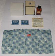 Vintage Jeanne Lanvin Perfume Bottle/Box Arpege Parfum 1/2 OZ Sealed - Full
