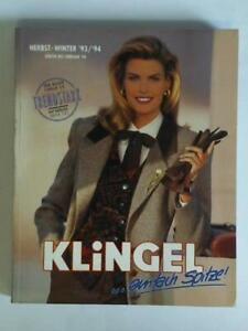 Klingel. Katalog Herbst-Winter '93/'94. Gültig bis Februar '94