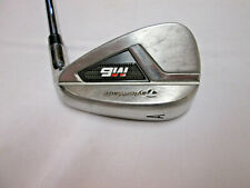 TAYLORMADE M6 APPROACH WEDGE 49° KBS MAX 85g STIFF STEEL SHAFT - USED