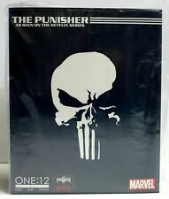 Mezco One 12 Marvel Comics Netflix The Punisher Action Figure