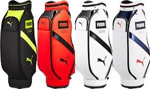 Puma Golf Caddy Bag CB Core club 4colors 47inch size Carbon PU material