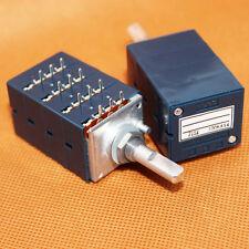 1PCS Japan ALPS RK27114A 100K 4 GANS Dual-channel Volume Potentiometer