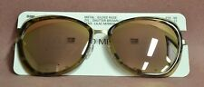 Barton Perreira Allied Metal Works Gilded Rose Lilac Mirror Sunglasses