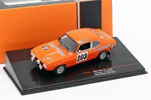 FORD CAPRI MkI #203 E.Schimpf Rallye Monte Carlo 1973 - 1/43 - IXO
