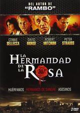Brotherhood of the Rose - Audio: English, Spanish - Import Robert Mitchum, Peter