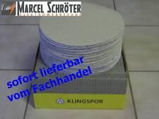 50 Schleifscheiben 225  K 60 f. Langhalsschleifer, Festool, Menzer LHS 225 Vario