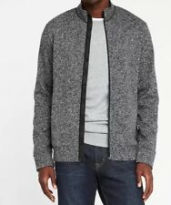 Old Navy Full-Zip Sweater Fleece Jacket Men Large