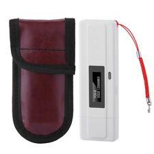 Scanner Microchip d'Animal Familier Identification Lecteur de Puce RFID 134,2 kH
