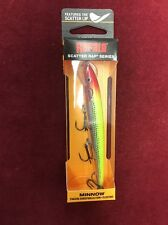 Rapala Scatter Rap Series Minnow Crank Lure SCRM-11 Clown New