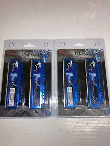 G. SKILL RipjawsX 32GB (4 x 8GB) DIMM PC3-12800 (DDR3-1600) Memory...