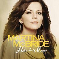 Martina McBride - Hits And More [CD]