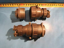 14pin   F40mm   male+female  connector  Military USSR