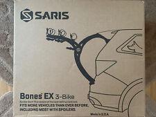 Saris Bones EX 3-bike Car Mountable Bike Rack