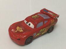 """Rare Disney Cars Pixar Talking Lightning McQueen Diecast 3"""""""