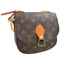 LOUIS VUITTON MINI SAINT CLOUD SHOULDER BAG PURSE M51244 8902VI 39611