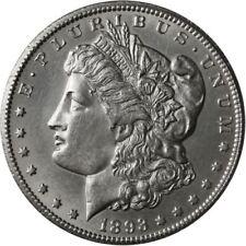 1893-P Morgan Silver Dollar Brilliant Uncirculated - BU