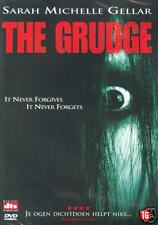 THE GRUDGE - IT NEVER FORGIVES - SARAH MICHELLE GELLAR - DVD - SEALED