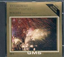 CD CLASSIQUE--TSCHAIKOWSKY--LA FEE DES LILAS / ROMEO ET JULIETTE / FANTAISIE