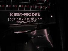 Kent Moore J-38716-2 / Teves Mark IV ABS Breakout Box / Antilock Brake Tester