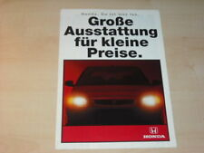18613) Honda Civic Prospekt 1996