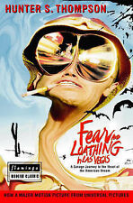 Fear and Loathing in Las Vegas, Thompson, Hunter S. Paperback Book