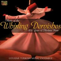 MUSIC OF THE WHIRLING DERVISHE - GULIZAR TURKISH MUSIC ENSEMBLE [CD]