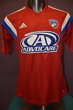 Adidas Mls Hombres FC Dallas Camiseta de Fútbol Nwt M