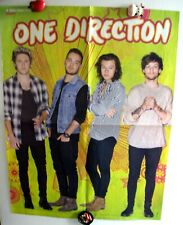 1D One Direction magazine poster A2 23х16