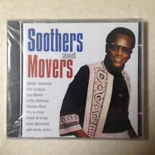 SOOTHERS AND MOVERS BRAND NEW CD