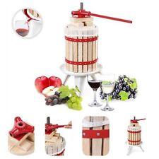 Grafner Obstpresse 6 Liter Maischepresse Weinpresse presse Saft Presstuch